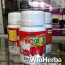 Herbamil Junior Rasa Strawberry (Permen Susu Kambing Anak Rasa Strawberry)